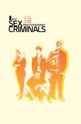 Sex Criminals #15: The Crew