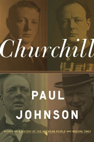 Paul Johnson Churchill