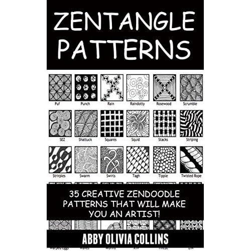 Zentangle Patterns 60 Creative Zendoodle Strings And Patterns That Gorgeous Zendoodle Patterns