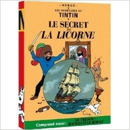 Les Aventures de Tintin: Le Secret de la Licorne - Le Tresor de Rackham le Rouge