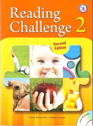 Reading Challenge 2, 2nd Edition w/Audio CD (wide range of interesting and accessible non-fiction content for upper-intermediate level learners)
