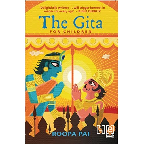 Ebook The Gita For Children By Roopa Pai