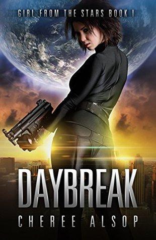 Daybreak (Girl from the Stars, #1)