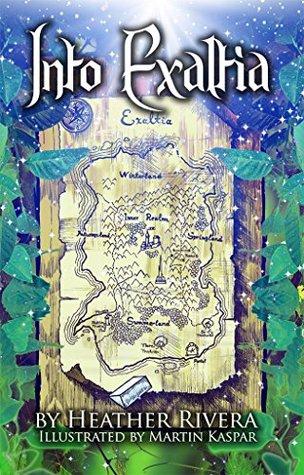 Into Exaltia (Prism Walker Series Book 1) Heather S. Friedman Rivera, Martin Kaspar