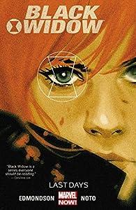 Black Widow, Volume 3: Last Days