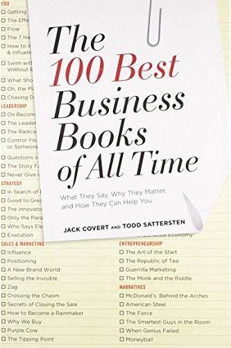 the 100 best business books all time