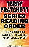 Terry Pratchett: Series Reading Order
