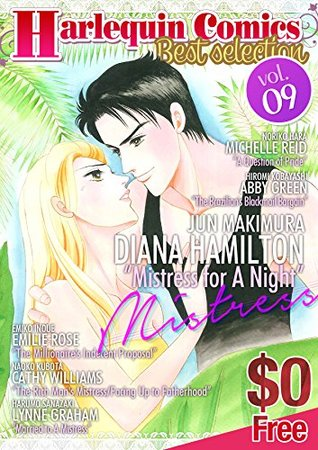 Harlequin Comics Best Selection Vol. 9 [sample]