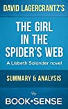 The Girl in the Spider's Web: (A Lisbeth Salander novel) by David Lagercrantz | Summary & Analysis