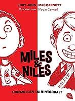 Miles & Niles - Hirnzellen im Hinterhalt (Die Miles & Niles-Reihe 1)