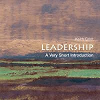 Leadership: A Very Short Introduction