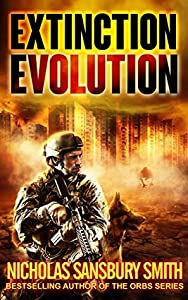 Extinction Evolution (The Extinction Cycle, #4)