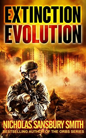 Extinction Evolution by Nicholas Sansbury Smith