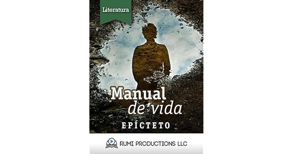 Manual de Vida: by Epicteto