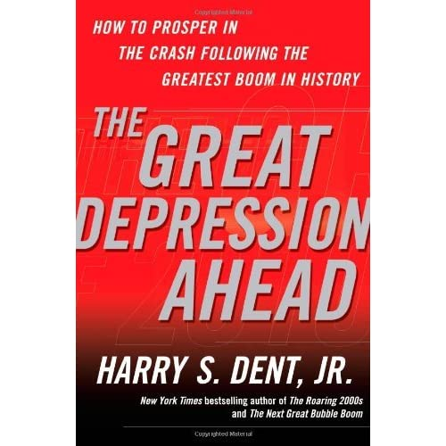 The Great Depression Ahead: How to Prosper in the Crash Following