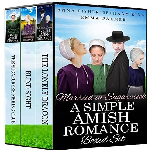 Married In Sugarcreek A Simple Amish Romance Boxed Set The Lonely