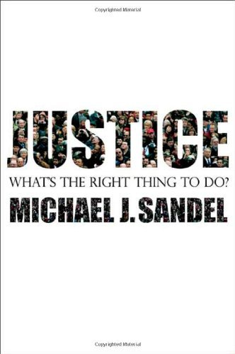 Justice What's the Right Thin