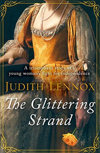 The Glittering Strand  by  Judith Lennox