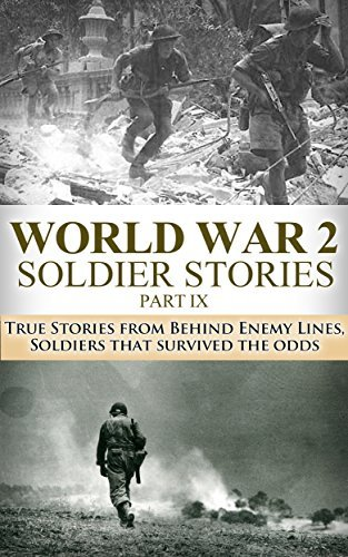 World War 2 Soldier Stories Part IX - Ryan Jenkins