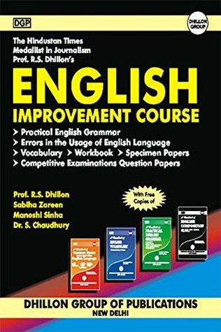 English Improvement Course by S  Rajinder Dhillon