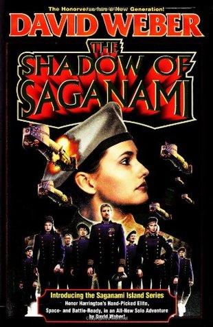 The Shadow of Saganami (Honorverse: Saganami Island #1) by David Weber