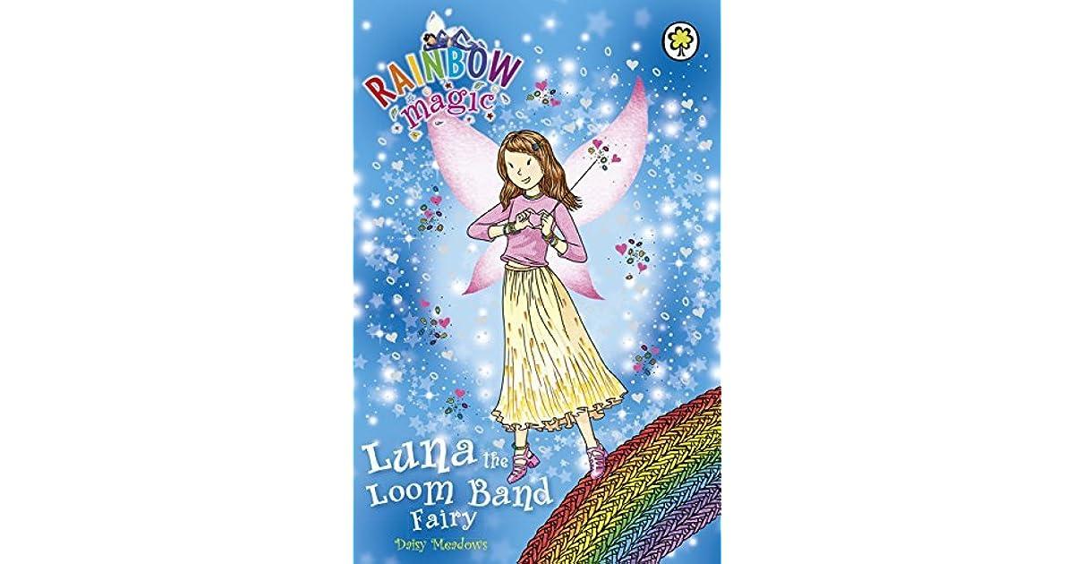 Luna the loom band fairy by daisy meadows fandeluxe Choice Image