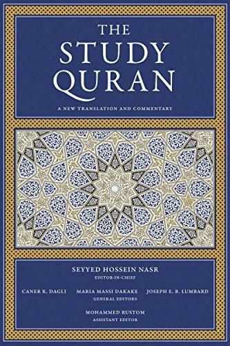 The Study Quran: A New Translation and Commentary