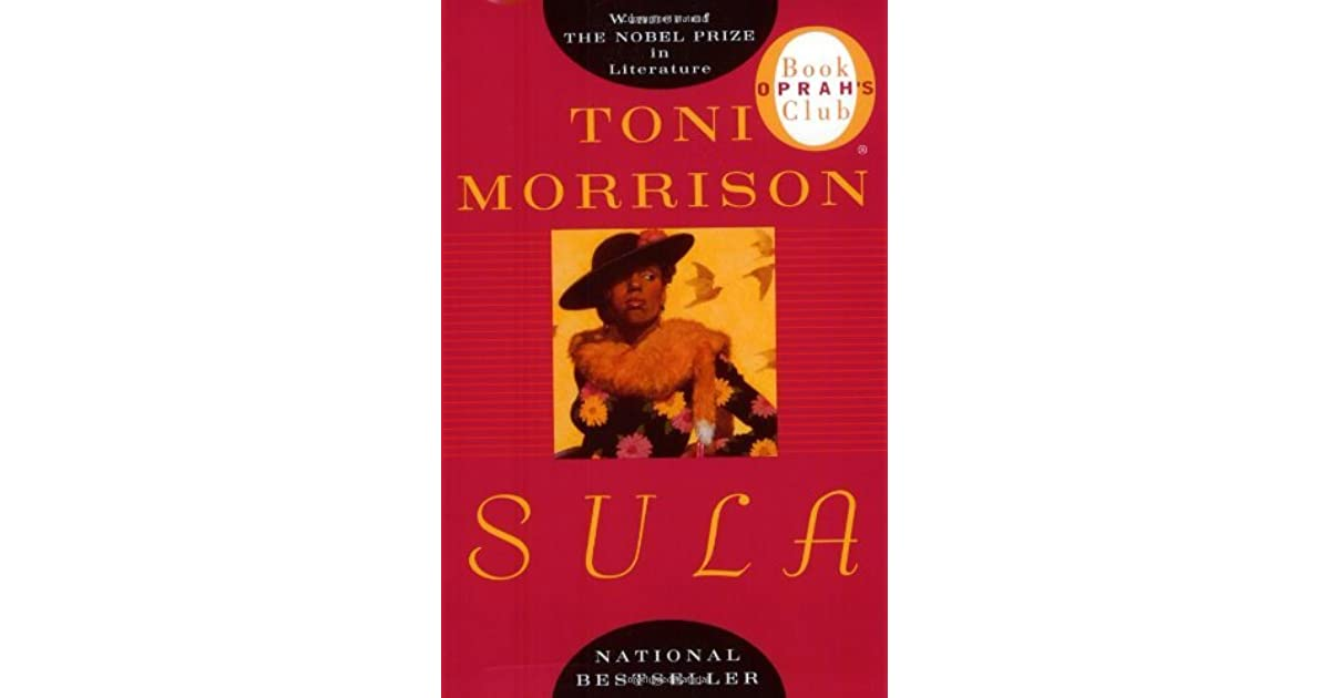 sula by toni morrison Confused, her inner innocence was pitying as well as sympathizing toni morrison's sula is a very realistic and powerful novel,.