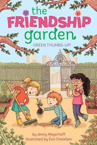 Green Thumbs-Up! by Jenny Meyerhoff