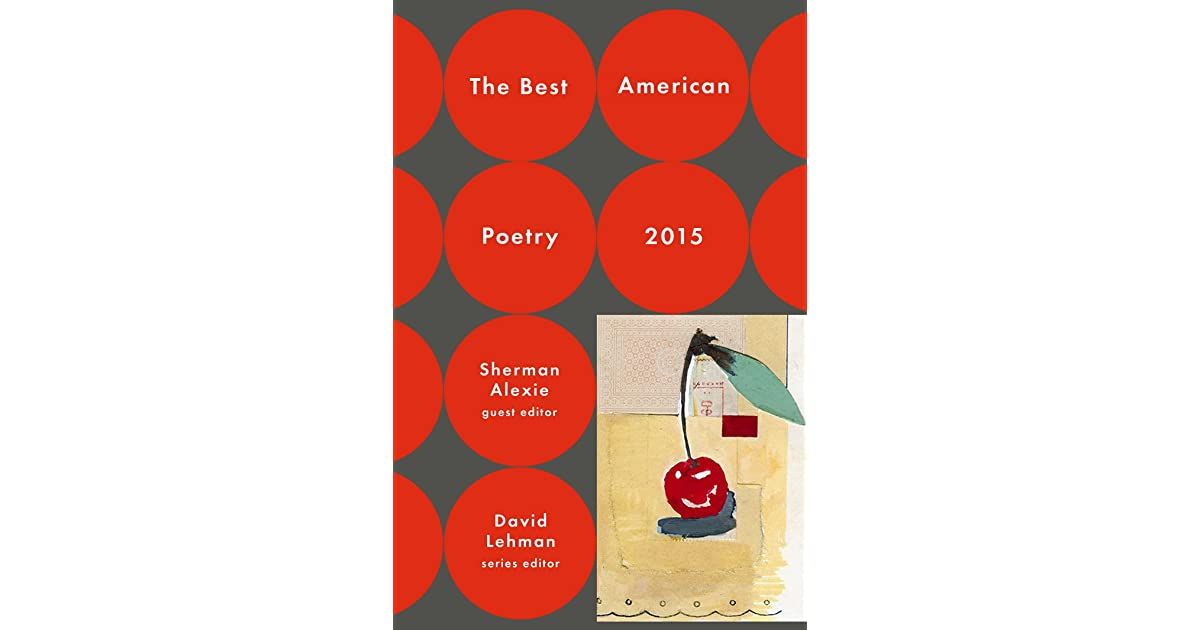 The best american poetry 2015 by sherman alexie fandeluxe Ebook collections