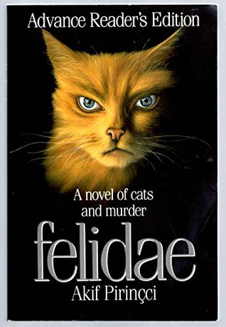 Cover of Felidae by Akif Pirincci