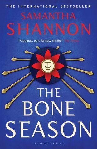 The Bone Season (The Bone Season, #1) by Samantha Shannon