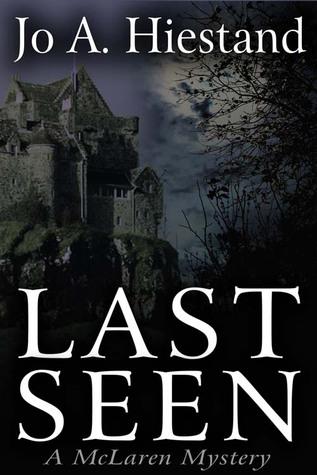 Last Seen (McLaren Mysteries, #2)