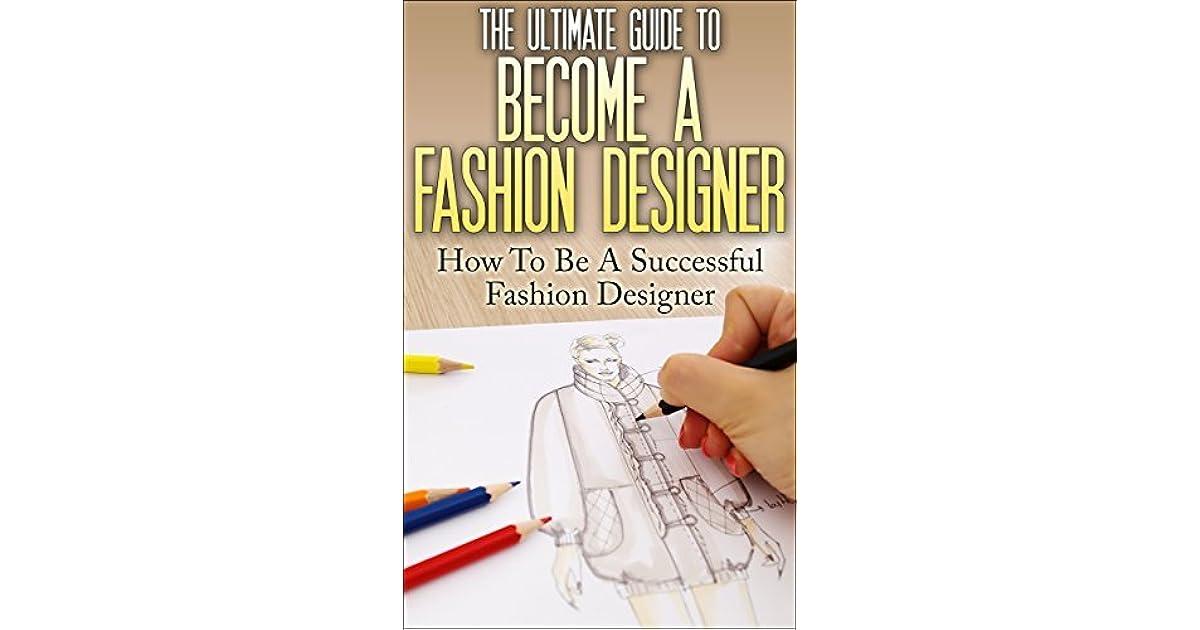 How to become a fashion designer ebook