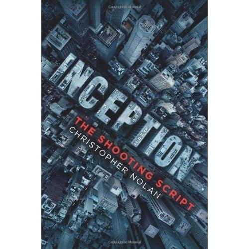 Inception Shooting Script Pdf