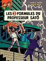 Les 3 formules du professeur Satō - 2, (Blake et Mortimer, #12)
