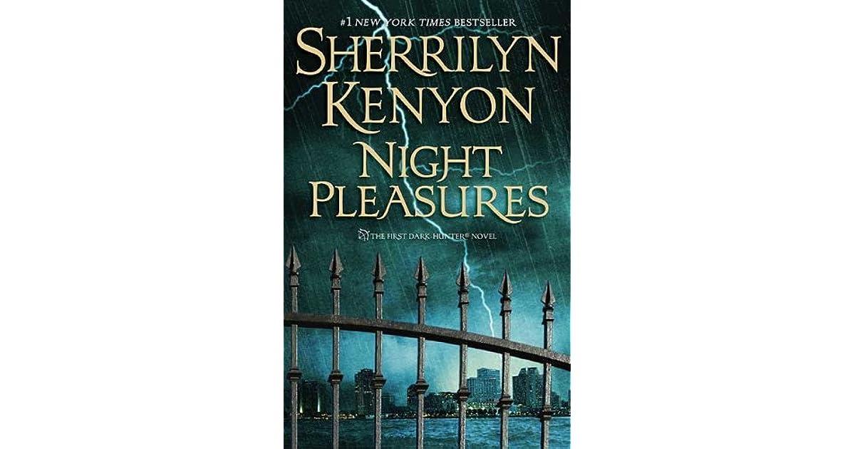 Night pleasures dark hunter 1 by sherrilyn kenyon fandeluxe Choice Image