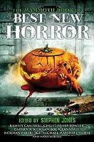 Best New Horror 22