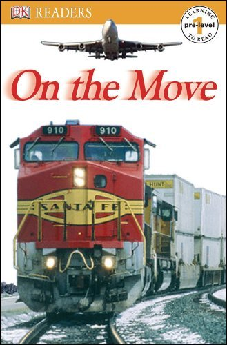 On the Move (Dk Readers