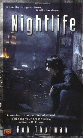 Nightlife (Cal Leandros #1)