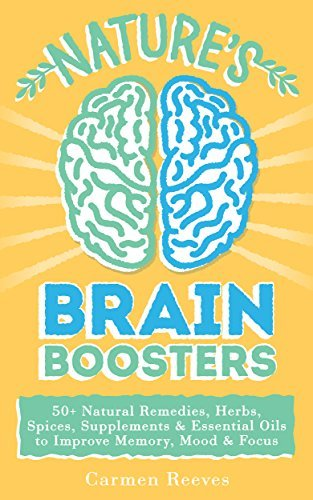 Nature's Brain Boosters 50 Nature