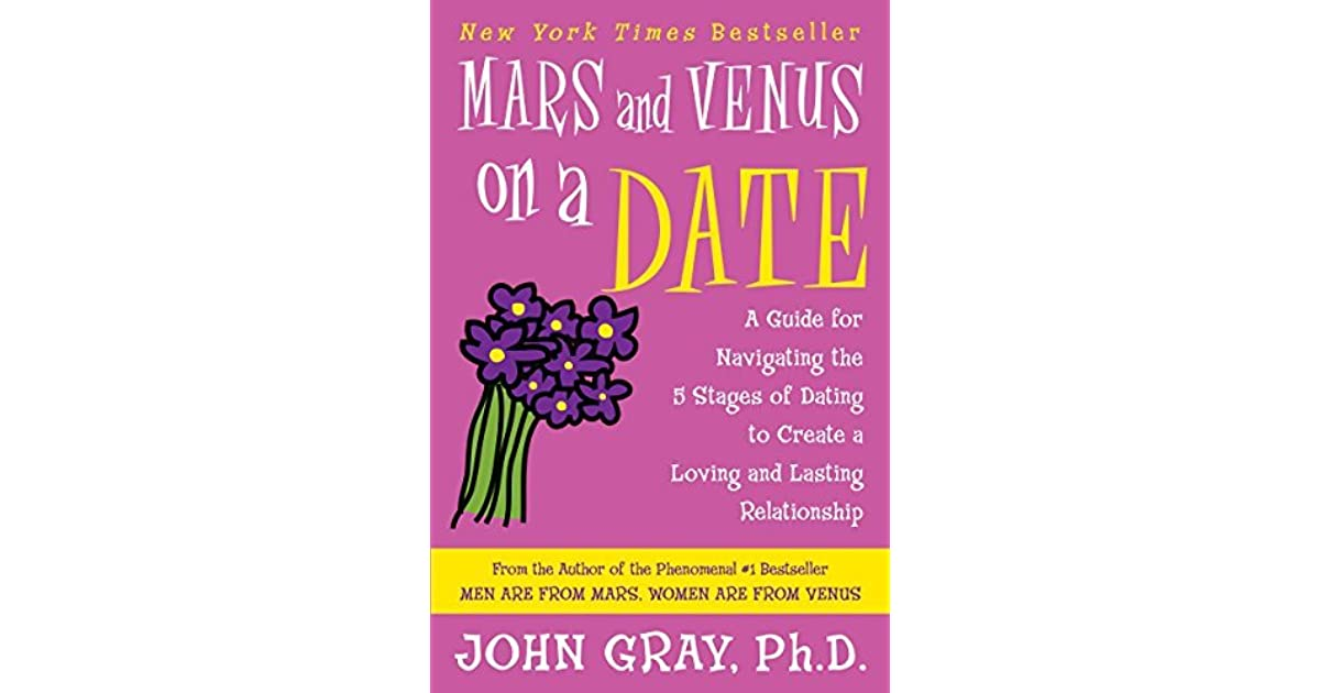 the five stages of dating john gray