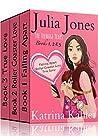Julia Jones: The Teenage Years, Boxed Set #1-3