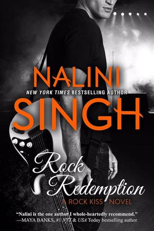 Book Review: Rock Redemption by Nalini Singh