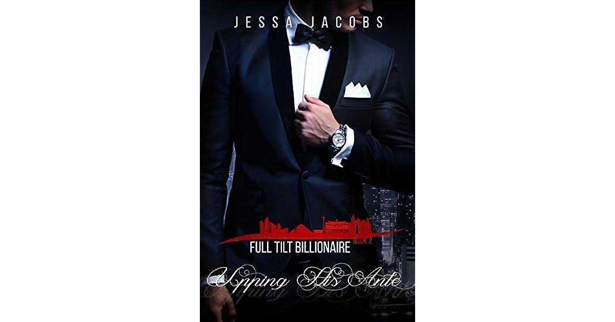 Upping His Ante Full Tilt Billionaire 2 By Jessa Jacobs