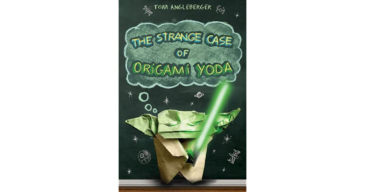 Finally! Instructions for folding an Origami Yoda like the one on ... | 630x1200