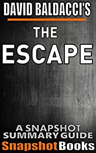 The Escape: by David Baldacci (John Puller Series) | Snapshot Summary
