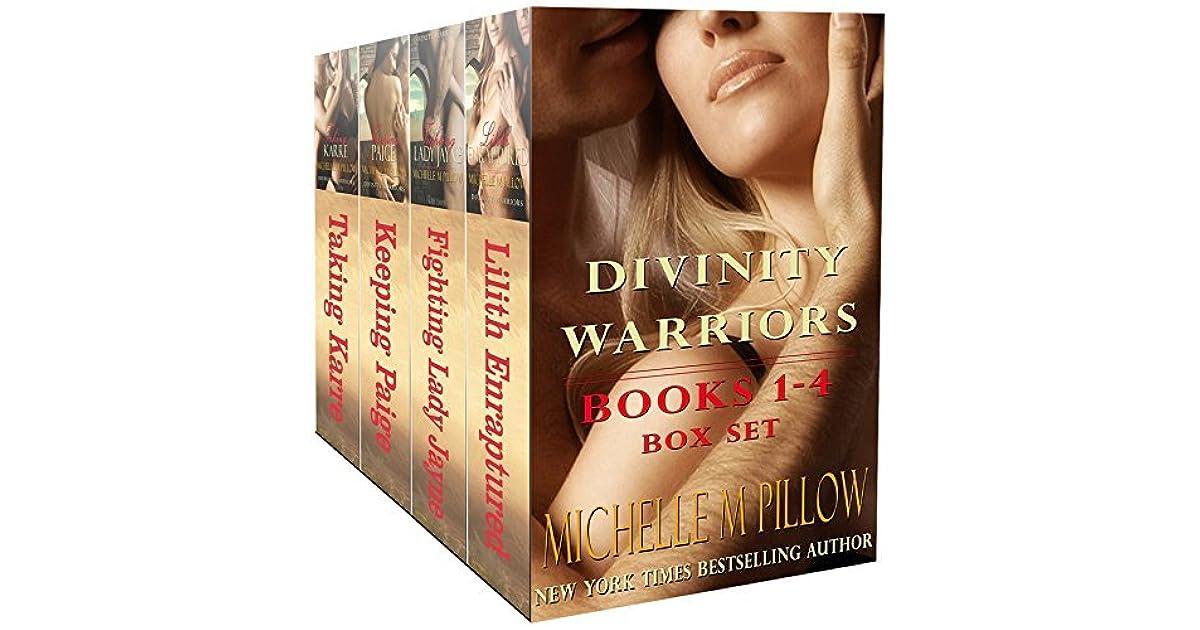 Divinity Warriors Books 1