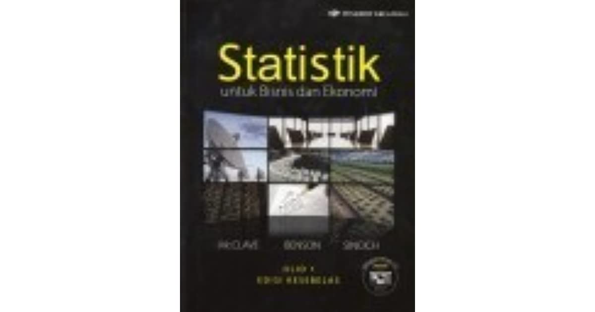 Ebook statistika ekonomi download