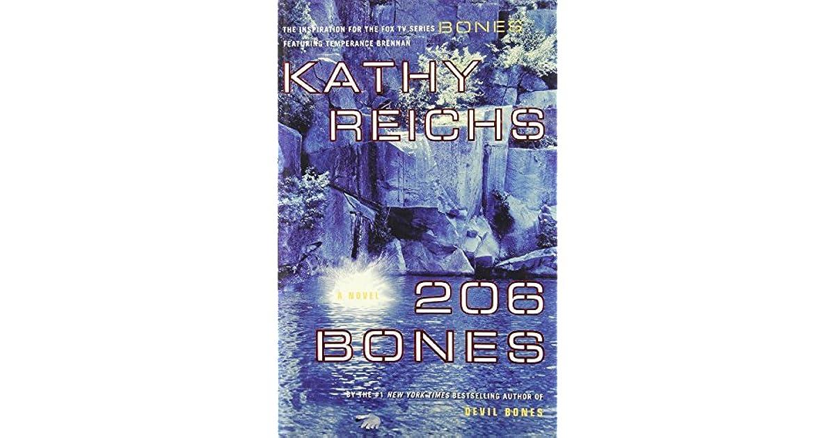 206 Bones Temperance Brennan 12 By Kathy Reichs